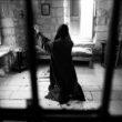 Linda Dorigo. Libāna, San Crispino klosteris, Septemberis 2011. Lielākā daļa priesteru, kuri strādā Tuvajos Austrumos, izglītību iegūst Libānā. Cilvēki turp dodas no visas pasaules un klosterī pavada noviča laiku.