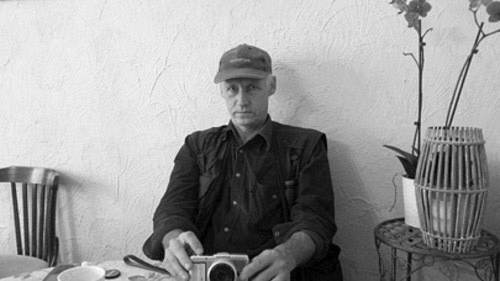 Gvido Kajons. Foto - Arnis Balčus