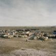 Mikele Palaci. Mongolija, Gobi, Baltais kalns, 2013 Ogļu piegāde uz robežas ar Ķīnu.