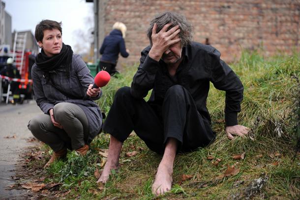 Foto - Edijs Palēns. Šī fotogrāfija saņēma Latvijas žurnālistu savienības balvu kā labākais preses foto