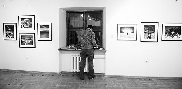 Skats no izstādes. Foto - Kaspars Garda, Rīga 2014
