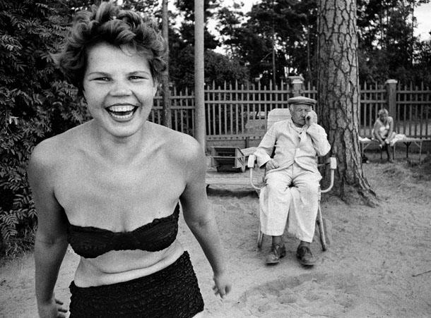 Viljams Kleins. Mazais bikini, Maskava, 1959