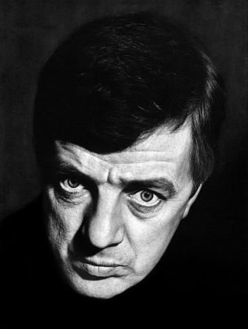 Vilhelms Mihailovskis. Raimonda Paula portrets