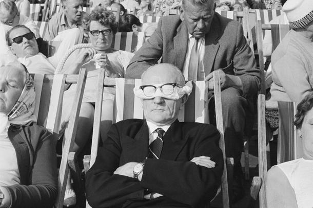 Tonijs Rejs-Džonss. Blekpūla, 1967