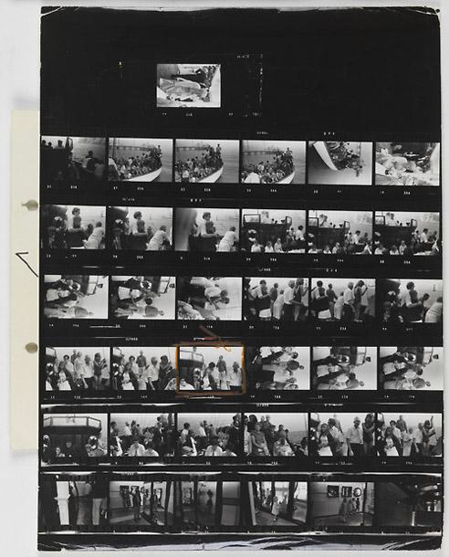 Tonijs Rejs-Džonss. Laivas brauciens uz Beachy Head, 1967. © National Media Museum