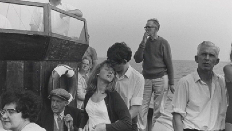 Tonijs Rejs-Džonss. Laivas brauciens uz Beachy Head, 1967