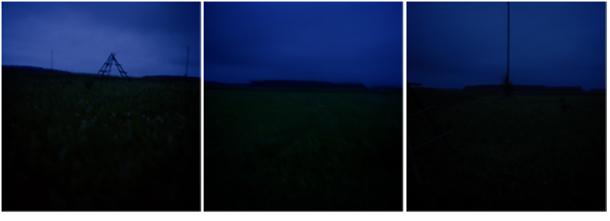 """Fotogrāfijas no bakalaura  darba """"Krēsla"""". Foto - Guna Leite"""