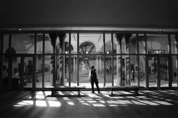 Čikāgas Mākslas institūts. Foto - Agnese Čemme
