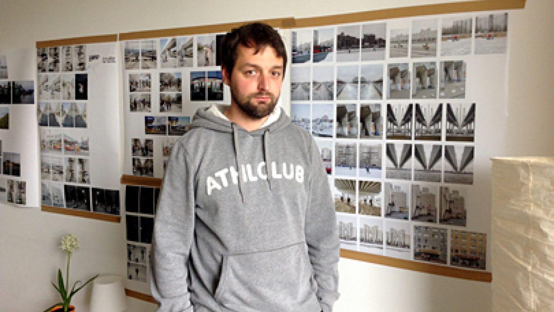 Aleksandrs Gronskis. Foto - Arnis Balčus