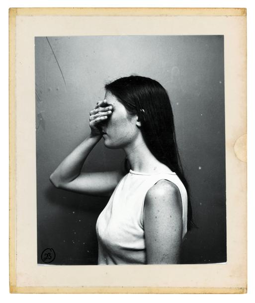 """Klēra Strenda. No sērijas """"Piepūles pazīmes"""", 2001-2002"""