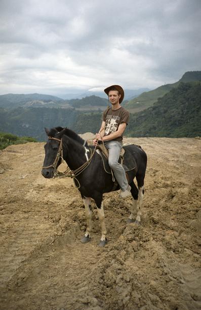 Vincens Bēkmans. Pašportrets