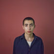Foto - Mafalda Rakoša. Ahmeds savā istabā, Balatas bēgļu nometne