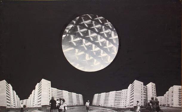 Valdis Celms. Kinētisks objekts balons. 1978
