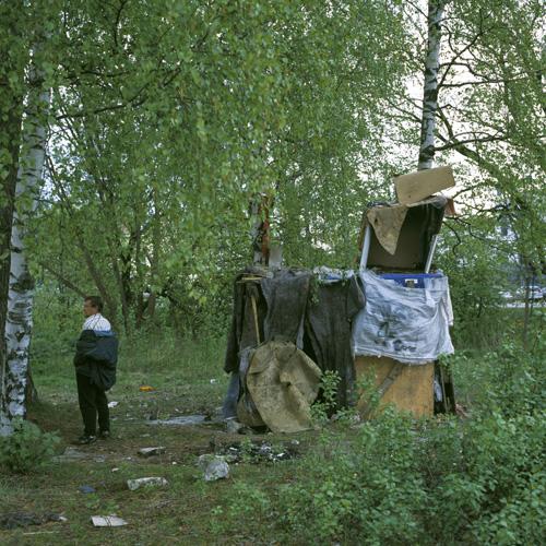 """Kaspars Goba. No sērijas """"Rīgas salas"""""""