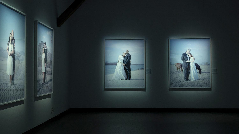 """Dāvida Magnusona izstāde """"Šķīstība"""" Fotografiska muzejā"""