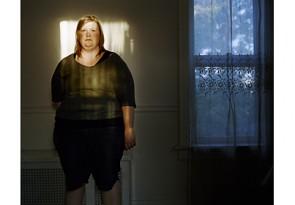 """Džena Deivisa. Bez nosaukuma nr. 14, 2005. No sērijas """"Pašportreti"""""""