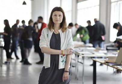 Anja Naļecka. Foto - Andrejs Strokins
