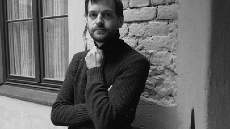 Jans Brikčinskis. Foto - Ieva Raudsepa