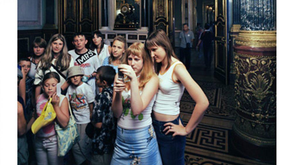 Tomass Struts. Ermitāža 5, 2005. 113,4 x 142,2 cm