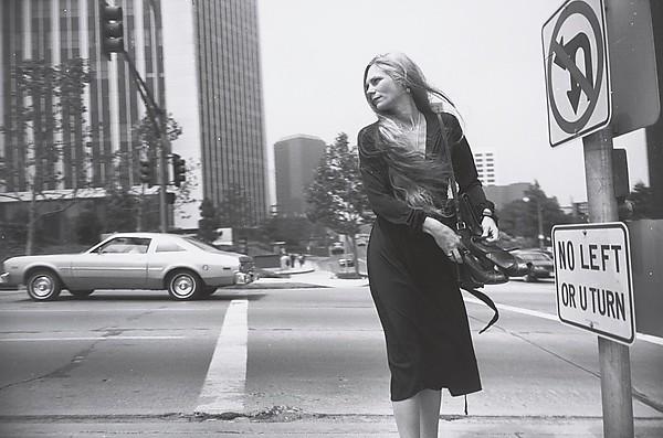 Garijs Vinogrands. Losandželosa, 1980-83