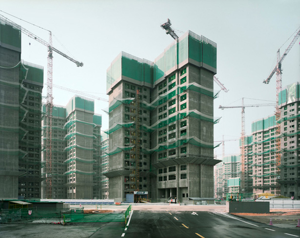 Tomass Struts. Samsung apartamenti. Seula, 2007. 178,5 x 222,8 cm