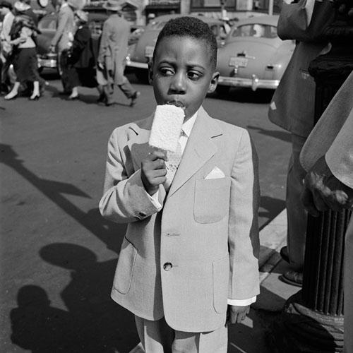 Ņujorka, 1955. © Vivjena Meijere / Malūfa kolekcija