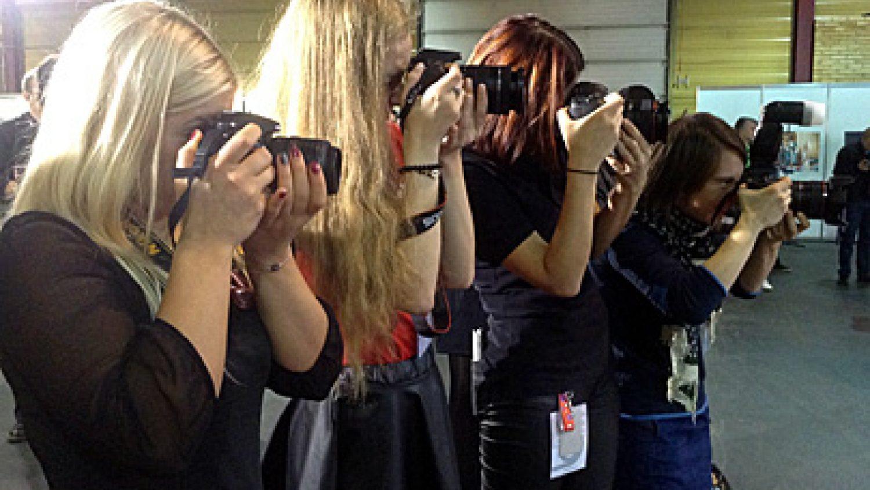 Skats no Riga Photo Show. Foto - Arnis Balčus