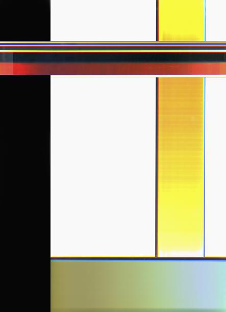 "Asafs Šahams (Assaf Shaham). No sērijas ""Full Reflection"". ""FR (500 DPI)"", 2012. Digitāla izdruka © Assaf Shaham, Courtesy Yossi Milo Gallery, New York"