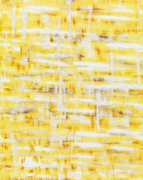 "Marko Breuers (Marco Breuer), ""Untitled (C-1478)"", 2014. Foto papīrs, skrāpēts, dedzināts. © Marco Breuer, Courtesy Yossi Milo Gallery, New York"