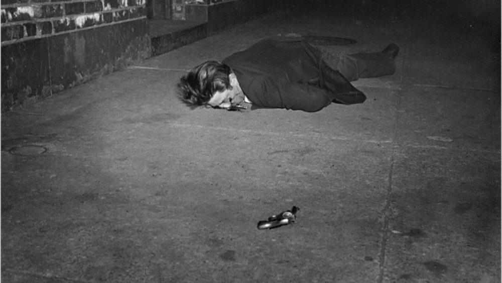 Vīdžī. Ņujorka, 1940. gadi