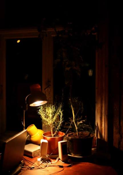 """Hirohisa Koike. """"Es domāju par Tevi"""", no sērijas """"Desiderium"""", 2014"""