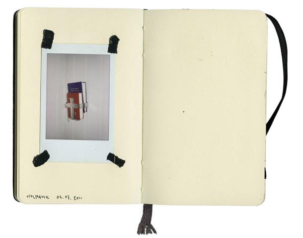 """Rafals Milahs. Piezīmju grāmatiņa. No sērijas """"Mašīnā ar R"""""""