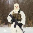 """Marija Gruzdeva. Vīrietis maskā, Krievijas elitārās pretterorisma vienības Alfa kaujinieks. No sērijas """"Krievijas robežas"""""""