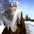 """Marija Gruzdeva. Natālija, Primorskas rajons Arhangeļskas apgabalā. No sērijas """"Krievijas robežas"""""""