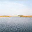 """Marija Gruzdeva. Azovas jūra, bijusī Krievijas – Ukrainas jūras robeža. No sērijas """"Krievijas robežas"""""""