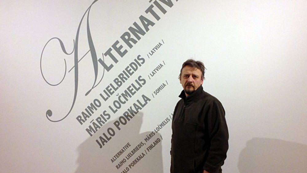 Raimo Lielbriedis. Foto - Arnis Balčus