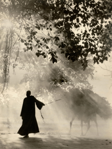 Chamelier à Tiznit, 1940. Autors - nezināms