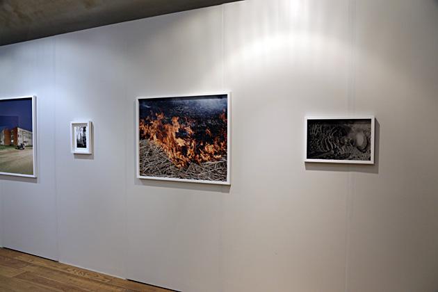 Arņa Balčus darbi Marka Rotko mākslas centrā