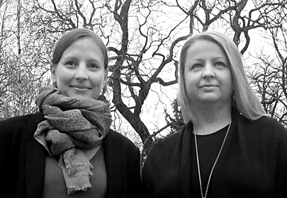 Anabela fon Gemmingena un Anastasija Horošilova