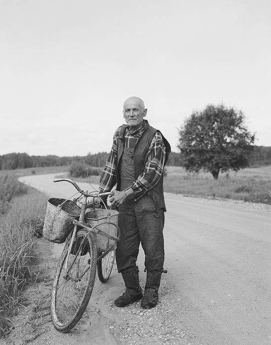Luka Berti. Zemnieks Meirēnos, Vecpiebalgā