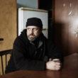 """Kristofers Nans. Vasja. Kaluša, 2014. gada februāris. No sērijas """"Kaulu rinda"""""""