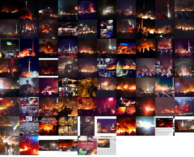 Kategorija ar ugunsgrēkiem un dūmiem naktī