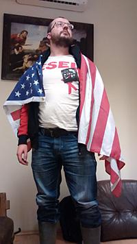 Toms Ķencis. Foto - no personīgā arhīva