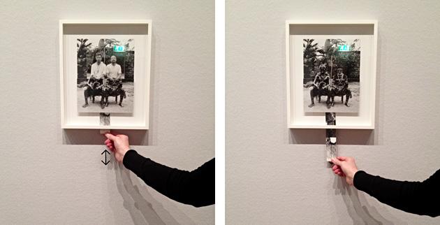 Skats no izstādes Foam muzejā. Foto - Nora Vrubļevska