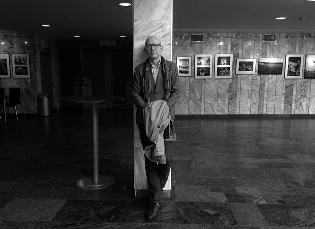 Imants Gross. Foto - Arnis Balčus