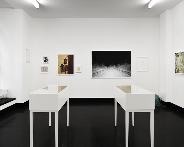 Kristiana Patersena izstāde Robert Morat galerijā