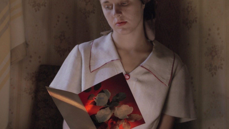 """Viktorija Eksta. No sērijas """"Dievs Daba Darbs"""" [fragments]"""