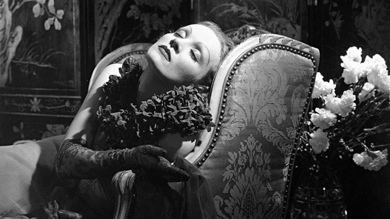 Edvards Steihens. Marlēna Dītriha, 1932