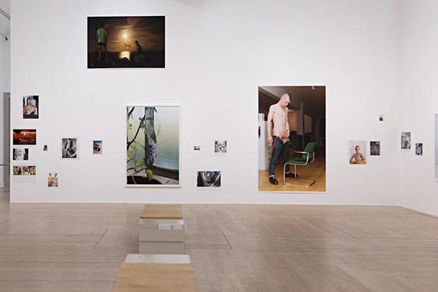 Volfganga Tilmana izstāde Moderna Museet Stokholmā 2013. gadā