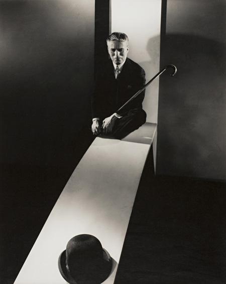 Edvards Steihens. Čārlijs Čaplins, 1931